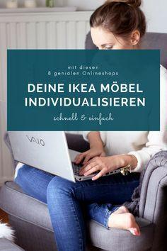 Mithilfe dieser 8 Onlineshops kannst du deine IKEA Möbel individualisieren – Schlichtich