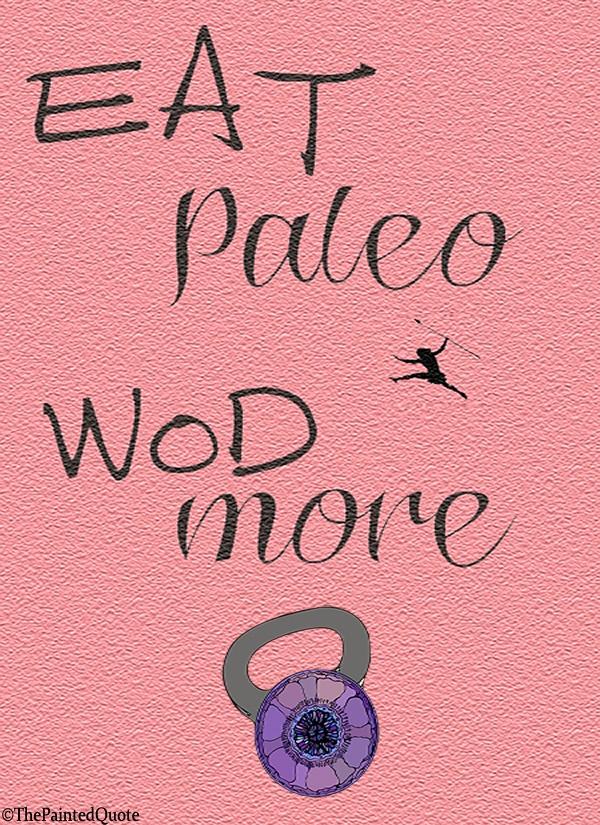 Paleo & WODs