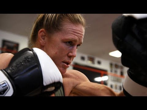 MMA UFC 219: Holly Holm - Cyborg is Beatable