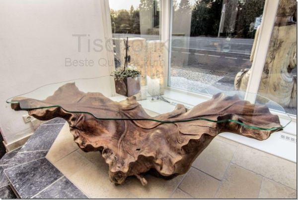 Awesome Wurzeltisch Couchtisch Baumwurzel With Baumwurzel Tisch