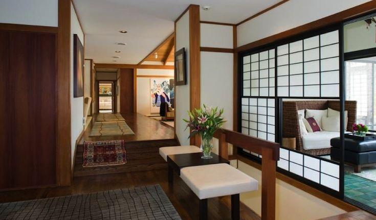Japanese inspired home design