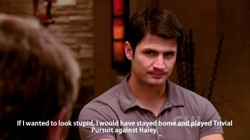 """And he knows his limits. 