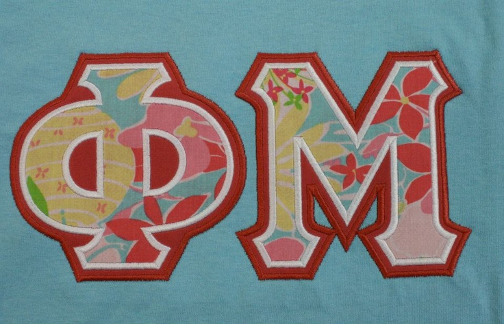 29 best jerseys images on pinterest phi mu shirt ideas for Lilly pulitzer sorority letters