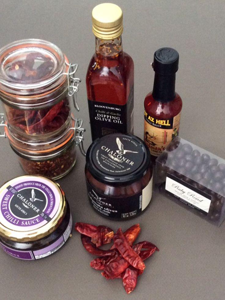 Gourmet : Chilli Lovers Gift Box