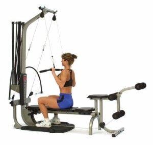 60 Bowflex Workouts for a Shredded Body