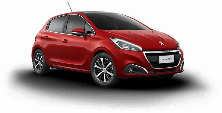 Novo Peugeot 208 - Catálogo