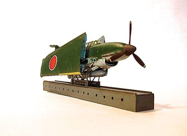 潜水空母「伊−400」と「晴嵐」  ...