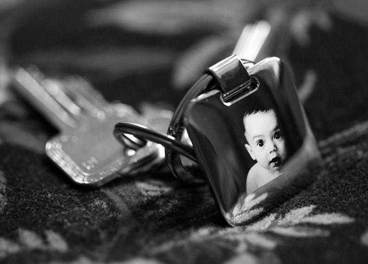 Photoengraved keyring #fotogravur #geschenkidee #gravieren #geschenk #weihnachten #xmas #muttertag #baby #taufe #mutter #gift #engraving #diamandi #gravuren #geschenke #gravierte #shop