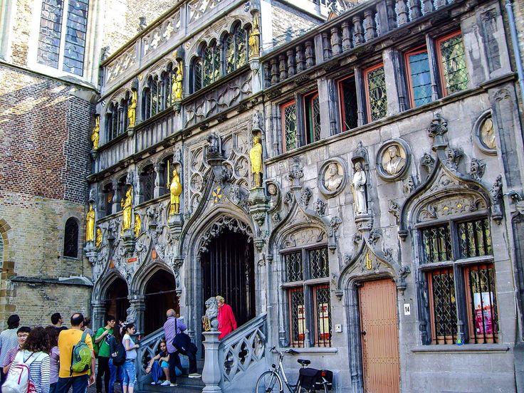 Basílica de la Santa Sangre (Brugge - Belgium)