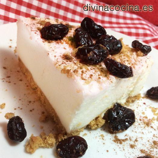 Tarta de nata portuguesa » Divina CocinaRecetas fáciles, cocina andaluza y del mundo. » Divina Cocina