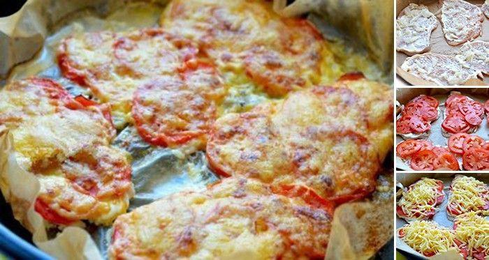 Kuřecí prsa pečená v troubě, která připravíte rychle a jednoduše. Jako přílohu můžete zvolit brambory nebo rýži. Chutná to výborně za tepla i za studena. Tak už si jen připravit suroviny a můžeme se pustit do přípravy. Pokud máte raději sušená rajčata, dejte je tam namísto čerstvých. S čerstvými to je více šťavnaté. Tento oběd je vhodný i na neděli. Alespoň podle mě by nedělní jídlo mělo být takové originálnější. Protože je to výborné i studené, můžete připravit i z dvojité dávky, aby vám…