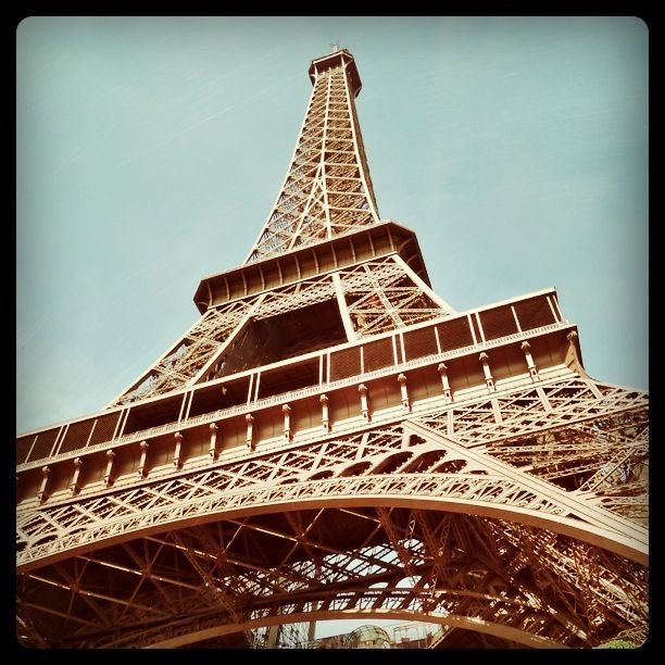 This is going to be the place I live in someday!!! I have Eiffel Tower things all over my room! I hope to have something from the actual Eiffel Tower someday!!!
