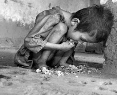 Primeira Meta: Acabar com a Fome e com a Miséria | Baú do Valentim