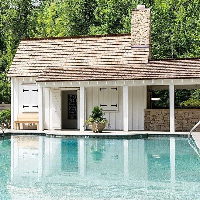 Love This Pool House Blackberry Farms Outdoor