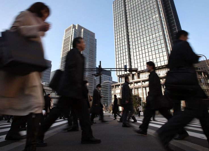 Japan's Enviable Jobless Rate Is Failing to Fuel Price Gains.