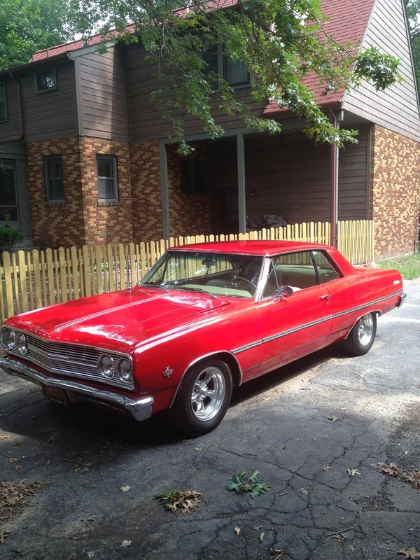 1965 Chevrolet Chevelle Malibu for sale by Owner - Belleville , IL | OldCarOnline.com Classifieds