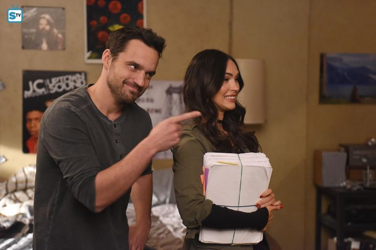 """New Girl """"The Cubicle"""" S6EP12"""