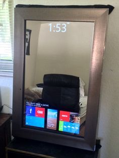 Smart Mirror for 79$