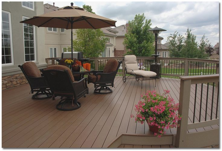 Deck Materials Pros And Cons Of Wood Vs Composite