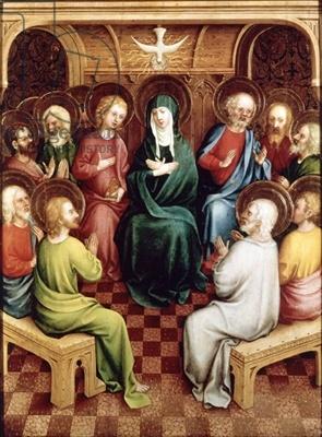 pentecost german translation