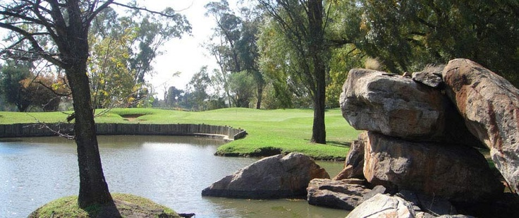 Maccauvlei Golf Course. Played August 2012