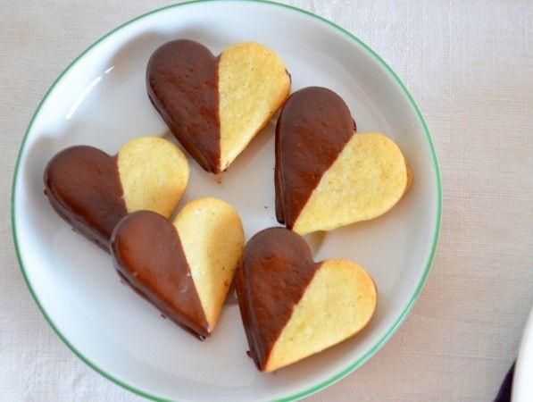 Wachauer Herzen auf kleinem Teller