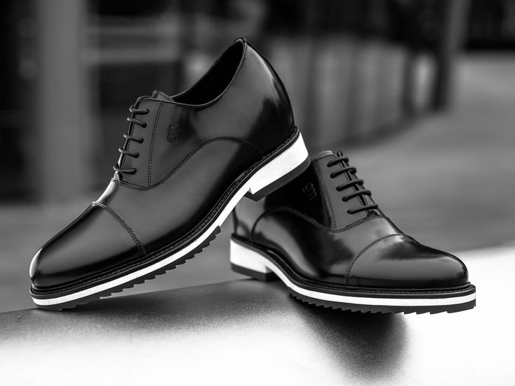Cannes luxury elevator dress shoes, made in Italy. Only on GuidoMaggi.com/us | Photo by : Tommy Napolitano