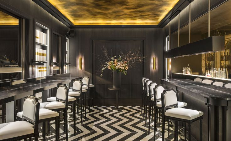 Hexagone, Paris, France France wallpaper, Wallpaper magazine and - innovatives decken design restaurant