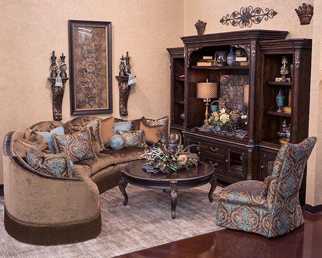 Hemispheres A World Of Fine Furniture Gabriella Temptation