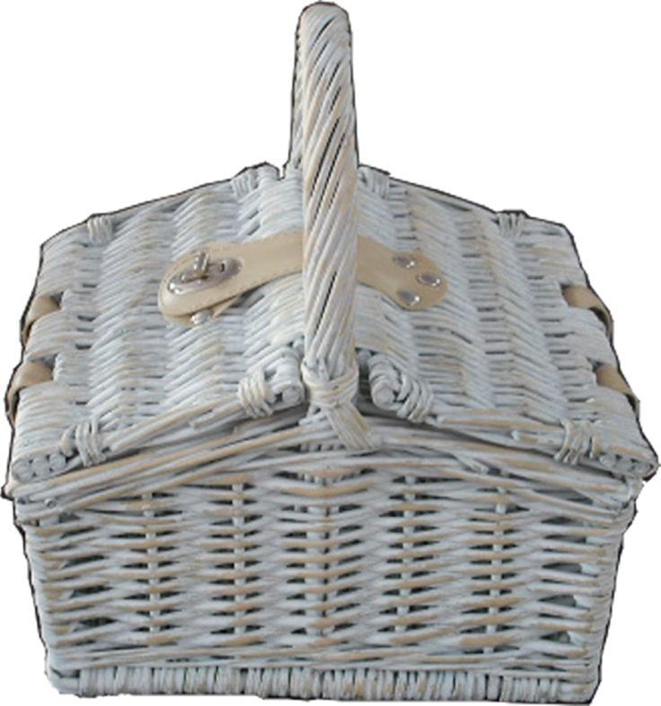 Red Hamper - Provence Mini Farmhouse Empty Picnic Basket, £16.32 (http://www.redhamper.co.uk/provence-mini-farmhouse-empty-picnic-basket/)