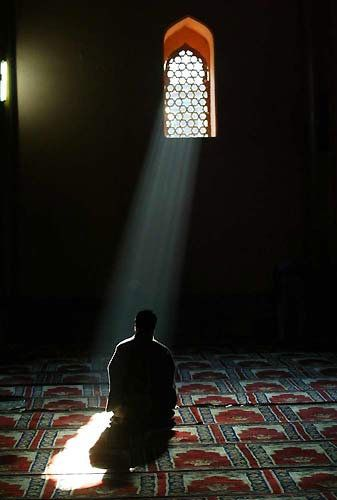 Allah gives us 24 hours a day, we can take 25 minutes of those and do every five Salaah's.
