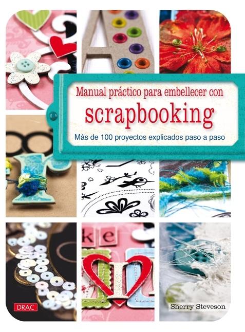 libro de scrapbooking en español