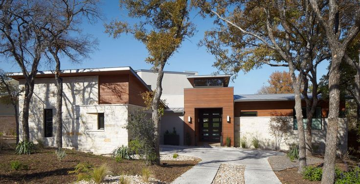 Ridgewood Residence by Cornerstone Architects