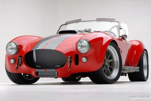 MKIII-R Shelby Cobra. Cobras are my absolute favorite car of all time.