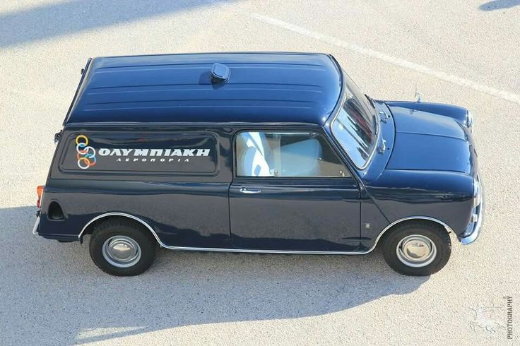 1968, Olympic Airways Mini Wagon