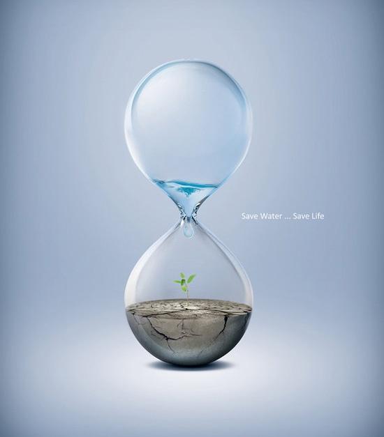 save water ... save life