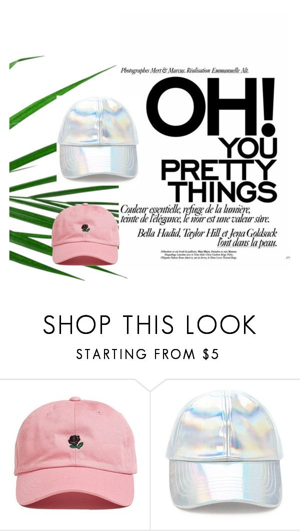 """hats"" by emma-katexx on Polyvore featuring Forever 21"