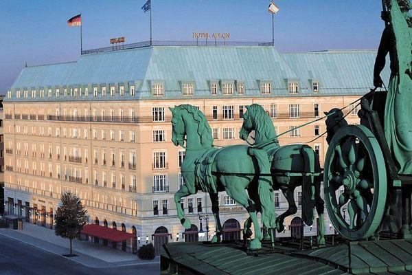 Love Letter: Berlin's Hotel Adlon