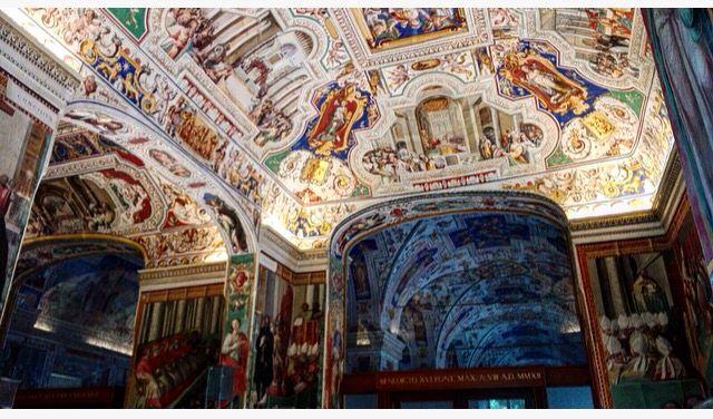 Musei vaticani -Roma