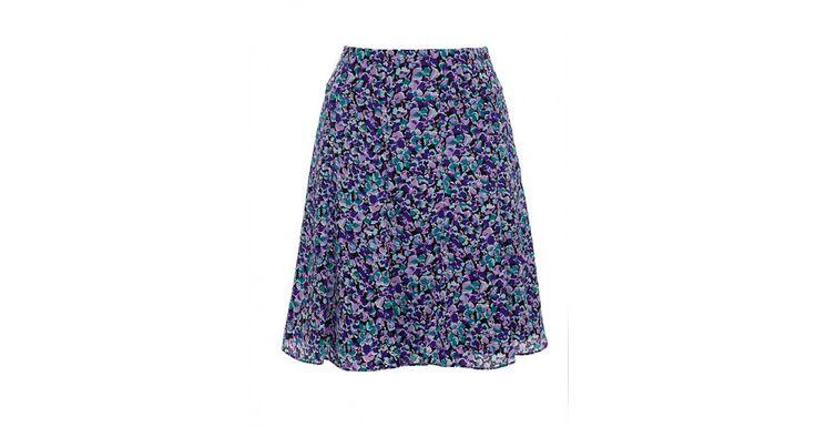 Review Australia   Tea Party Floral Skirt Multi