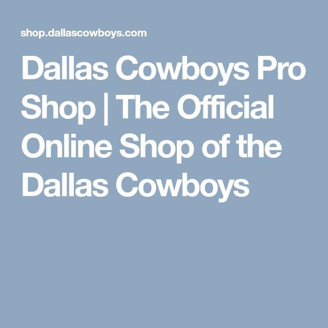 Dallas Cowboys Pro Shop | The Official Online Shop of the Dallas Cowboys