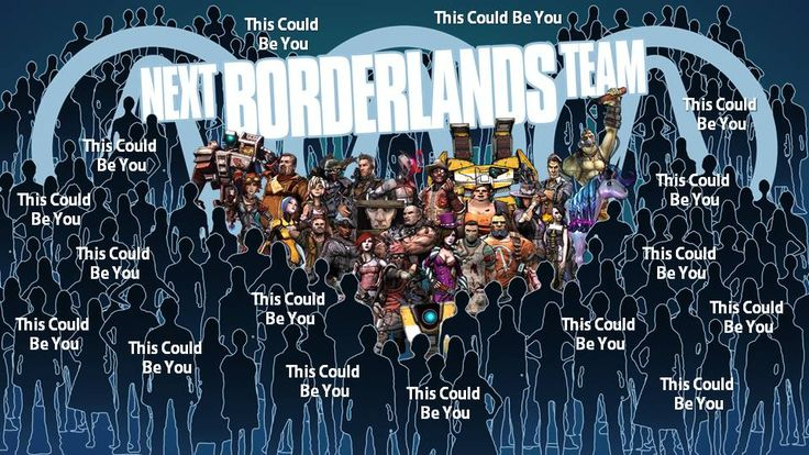 """Borderlands 3 - """"there is literally nothing to tell""""  #borderlands3 #pc #ps4 #xboxone #gaming #news #vgchest"""