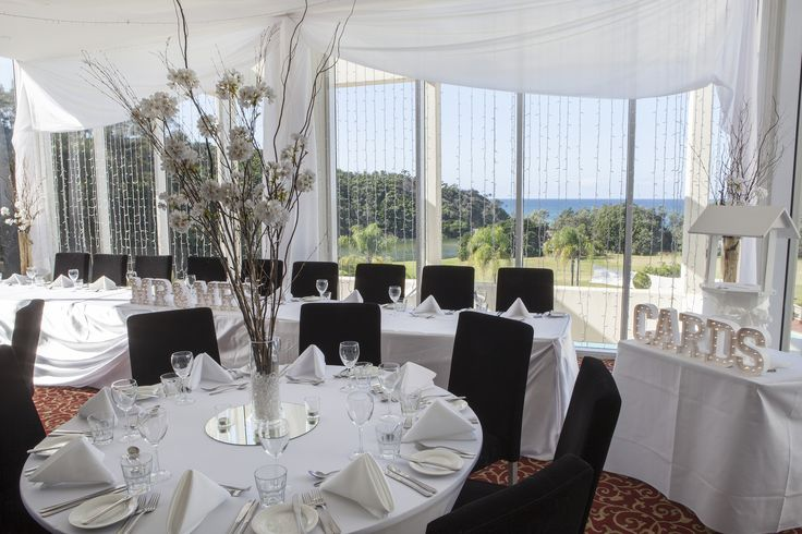 Wedding Reception - Beachfront Views Coffs Harbour at Opal Cove Resort