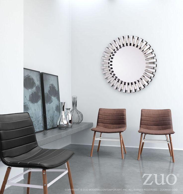 Zuo Modern Sundial Mirror - 850109