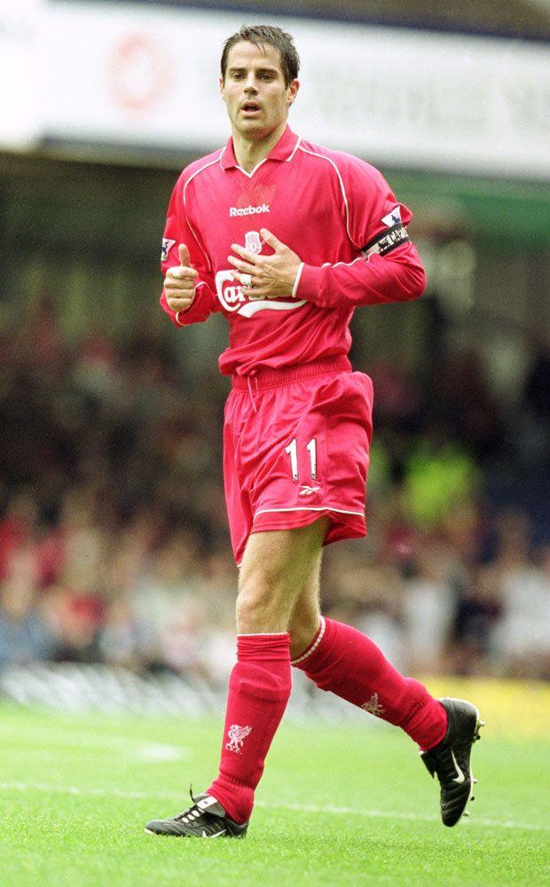 Jamie Redknapp - Footballer 9 episodes. 2005-2009.