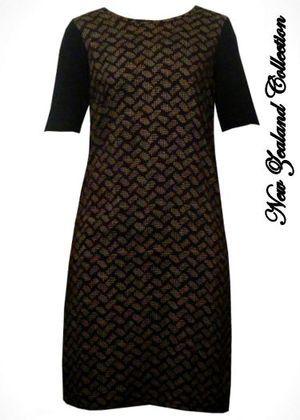 Merino NZ Dress - Rain