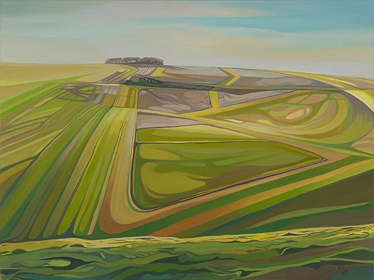 Part of the Ridgeway series, Anna Dillon.