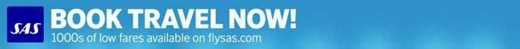 Official SAS Scandinavian Airlines USA website