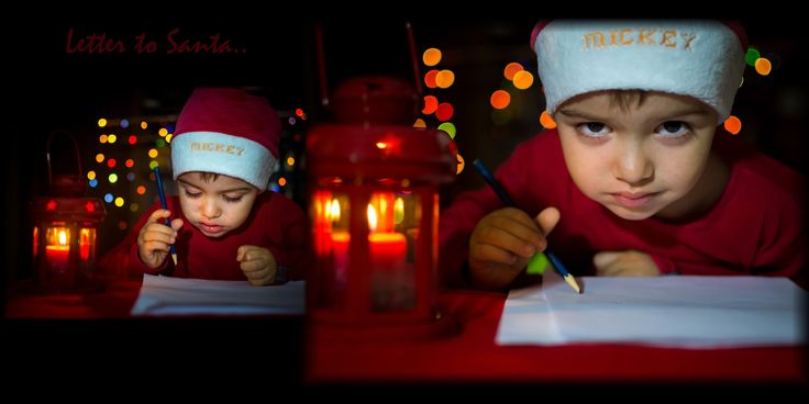 Photo Letter to Santa.. by Pricop Dan on 500px