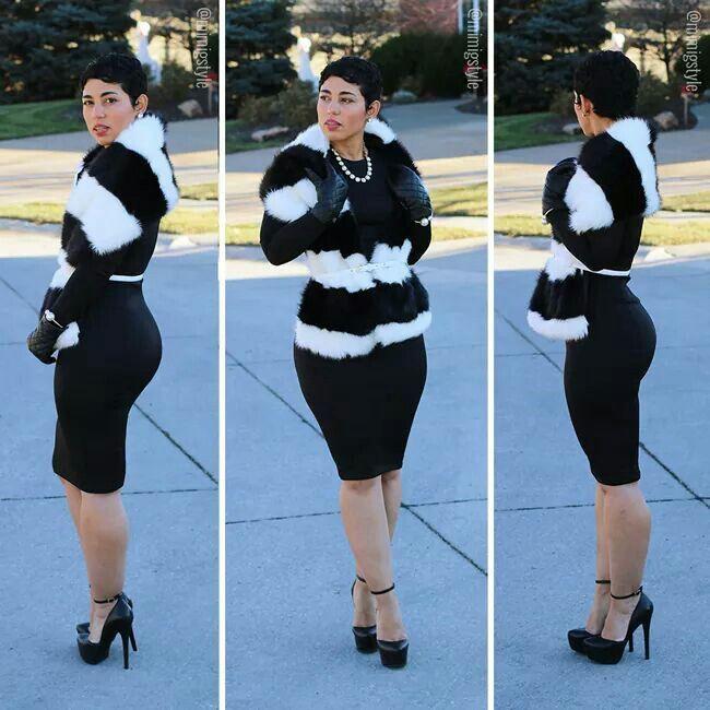 Love those curves!!